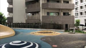 箱崎川第一公園