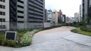 楓川久安橋公園
