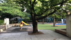 蛎殻町公園