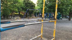 月島第一児童公園