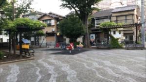 佃公園(佃堀)